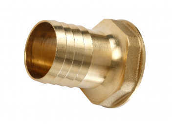 Brass Hose Fitting / brass 58