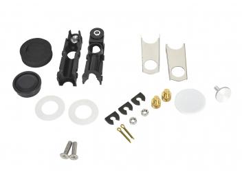 Kit de montage pour levier de vitesse en inox