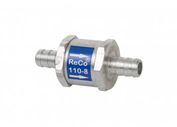 Rückschlagventil f. Kraftstoffleitung / 8mm