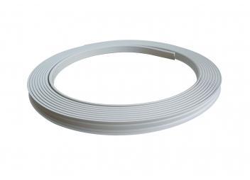 PVC-Basisprofil SPHAERA35 / weiß / EUR/m