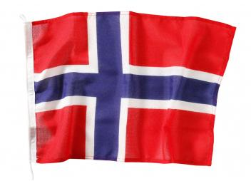 Bandera nacional de Noruega