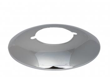 Reflektorschirm für HK500 / Stahl, verchromt