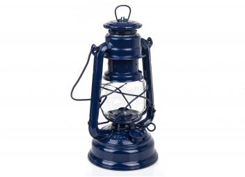 Original Petroleumlaterne BABY SPECIAL 276 / blau
