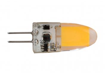 Bombilla LED G4 / blanco cálido / 240 lúmenes