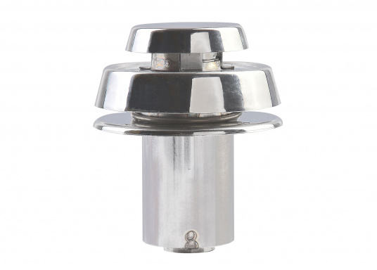 Exhaust Gas Stub for Deck Sleeve