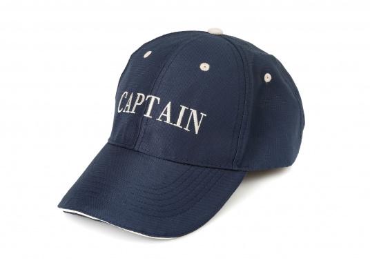 Cap CAPTAIN / navy blue