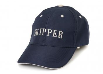 Cap SKIPPER / navy blue