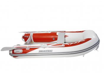Schlauchboot AEROTEND 240 / Luftboden / 3 Personen / 2,41 m