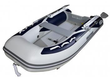 Schlauchboot AEROTEND 260 / Luftboden / 3 Personen / 2,56 m