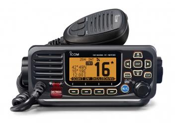Sistema radio marina VHF-DSC IC-M330GE