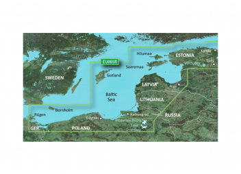 BlueChart G3 EU065R Baltic Sea and Baltic Coast