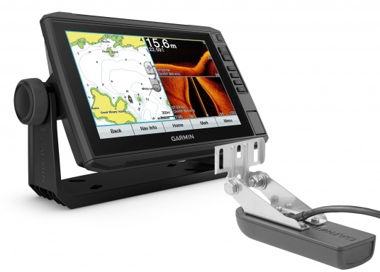 ECHOMAP Plus 92sv - transducteur GT52HW-TM incl.
