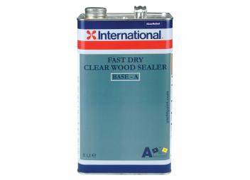 Primaire bi-composant FAST DRY CLEAR WOOD SEALER