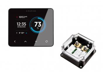 Monitor batteria PICOone / nero