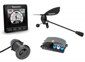 Display multifunzione i70s con DST800 e sensore di vento