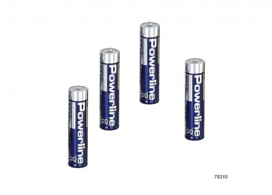 MICRO-Batterien / LR 3 / 4er Set