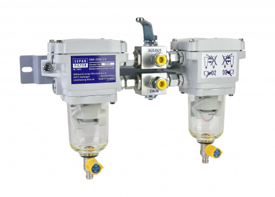 Diesel Filter SEPAR SWK 2000/5 dual
