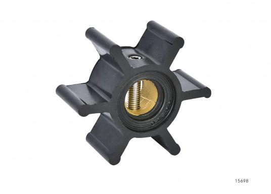 Impeller for Volvo Penta D1 Series, D2-40, MD2010-2040, MD1 / 2 / 3B, MD11 / 17 & AQ Series