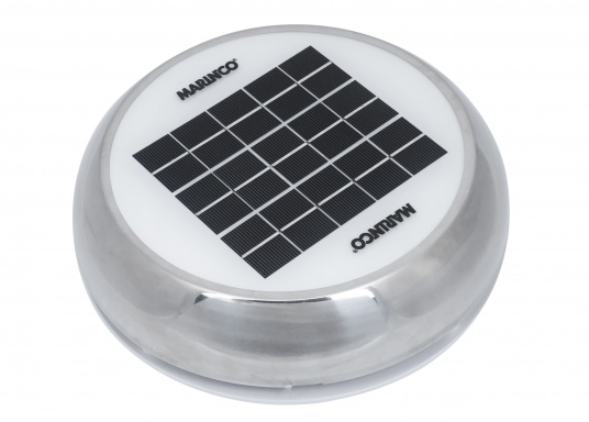 Solarlüfter DAY&NIGHT 4 Zoll