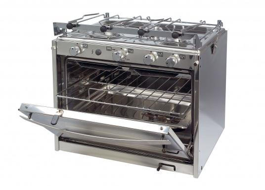 DELUXE Stainless Steel Gas Stove / 3 Burners