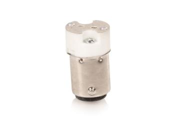 Halogen- / LED-Sockel-Adapter BA 15D / G4