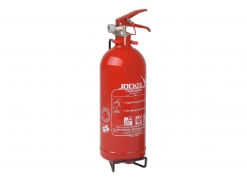 Powder Fire Extinguisher / 2 kg / ABC fire rating / manual