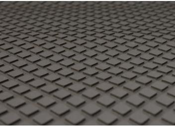 Anti-Slip Deck Covering / grey / diamond pattern