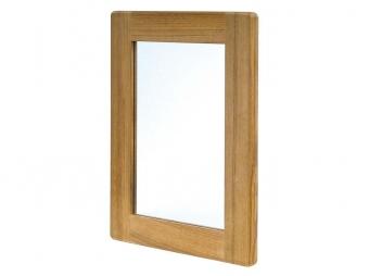 Teak Mirror / rectangular