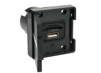SD-Kartenleser RCR / inkl. USB