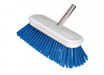 Deck Brush / medium / blue