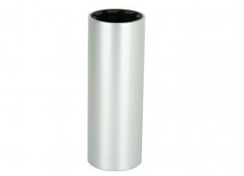 Cojinete de goma para eje / métrico en el interior y exterior / aluminio