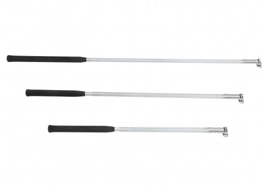 HS - Pinnenverlängerung mit Niro-Gelenk