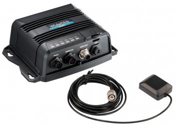 Transpondedor AIS SOTDMA B600S / integr. Splitter / antena GPS patch