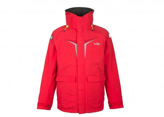 Herren Coastal Jacke OS3 / rot