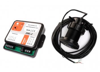 Elektromagnetischer Log-Geber mit Databox