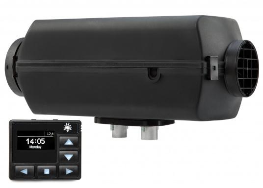 Diesel-Warmluftheizung 4D DELUXE URAL EDITION
