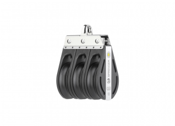 S-Block mit Bügel / 12 mm / Gleitlager