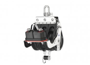 S-Block mit Wirbel, Unterbügel und Klemme / 12 mm / Nadellager
