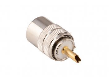 Connecteur PL pour câble RG58U