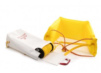 Rettungssystem RESCUE SLING / weiß