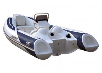 Schlauchboot GT SPORT 410 / Festrumpf / 5 Personen / 4,05 m