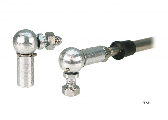 Ball Head for Control Cables