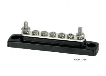 Bus bar 2xM6 / 5xM4