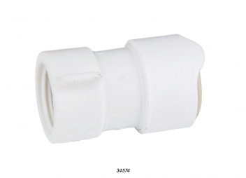 Connect Plumbing System / adapter 1/2 inch inside