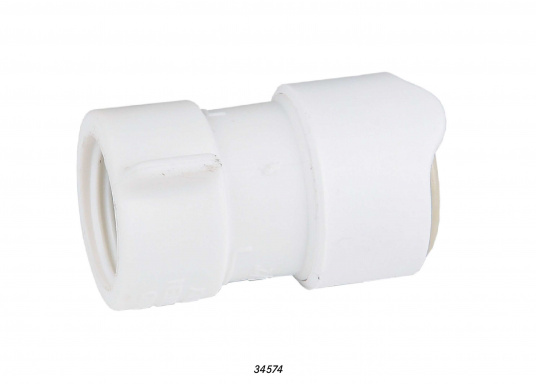 Connect Rohrleitungssystem / Adapter auf 1/2 Zoll innen
