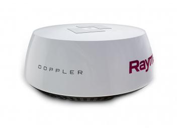Radar QUANTUM 2 Q24D / 10 m de câble pour alimentation et data
