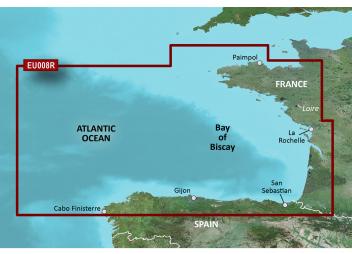 BlueChart g3 EU008R / Golfe de Gascogne