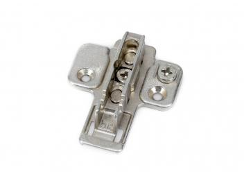 Clip-on Mounting Plate / 4 mm