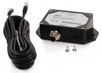 NMEA2000-Gateway Modul SN01