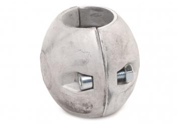 Anode noix d'arbre aluminium